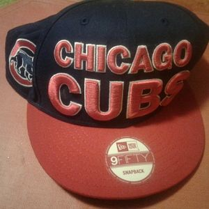 Chicago Cubs New Era hat